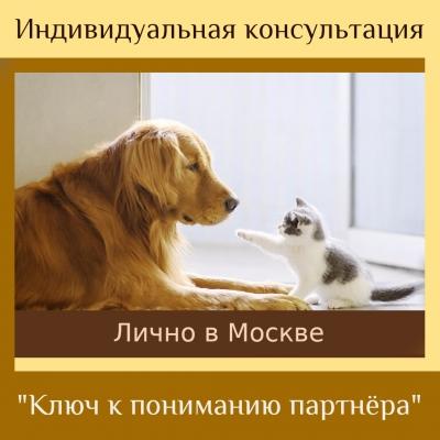 """Личная консультация БанТу """"Ключ к пониманию партнера"""""""