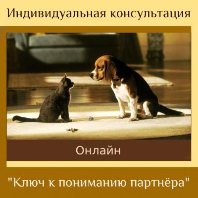 """Онлайн консультация БанТу """"Ключ к пониманию партнера"""""""